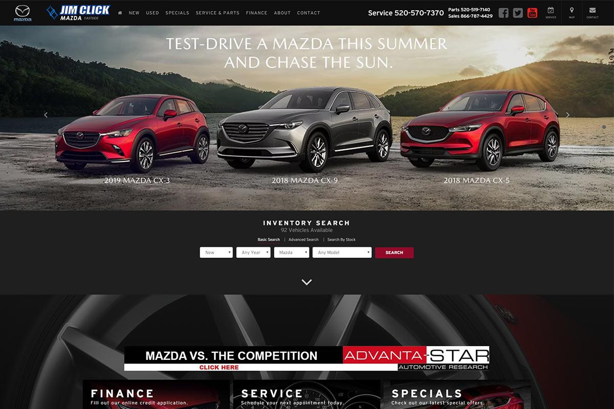 Jim Click Mazda
